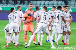 PKO Ekstraklasa: Mecz kopaniny. Cracovia zatrzymała Legię