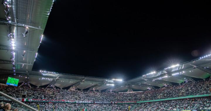 Stadion Legia Warszawa