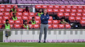 Ronald Koeman zrezygnował z dwóch transferów