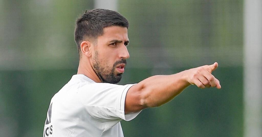 Sami Khedira Juventus