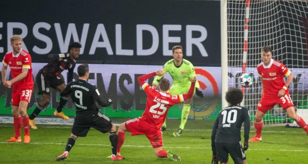Lewandowski vs Union