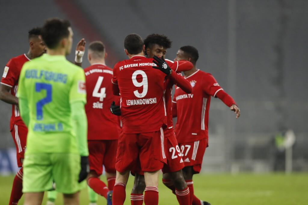 Bayern, Lewandowski