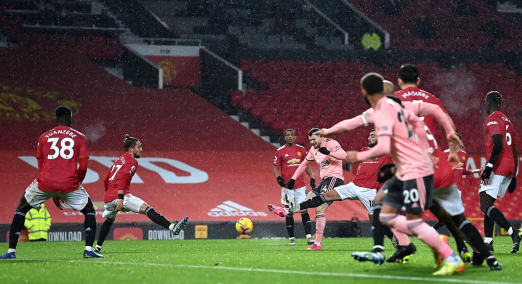 Manchester United - Sheffield United