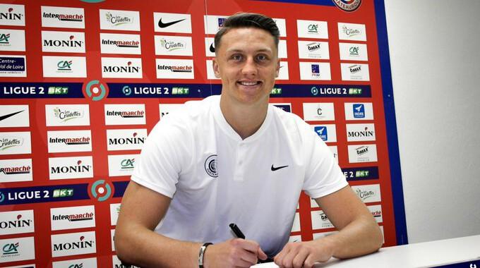 Marcin Bułka Chateauroux