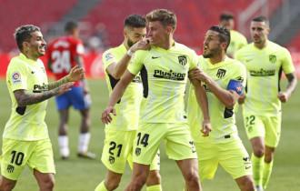 La Liga: Eibar zdemolowane przez Atletico, Sevilla coraz bliżej wielkiej trójki