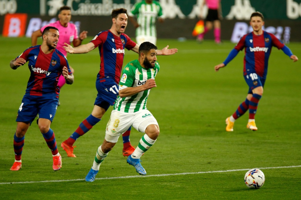 Real Betis - UD Levante