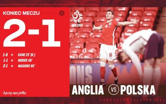 Moder Anglia - Polska