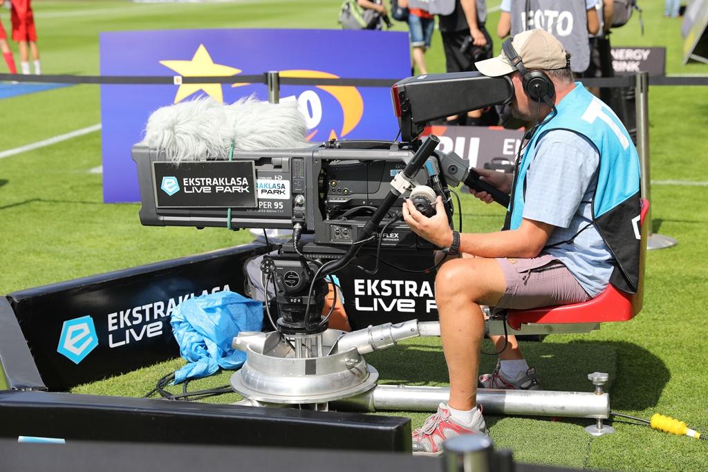 TV kamera, ekstraklasa