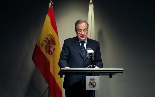 Budowa w Madrycie trwa