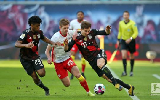 Bayern - Lipsk