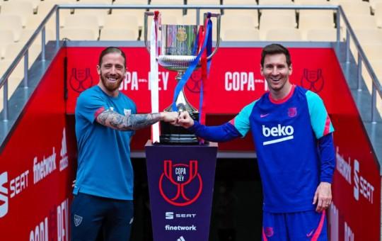 Athletic vs Barca