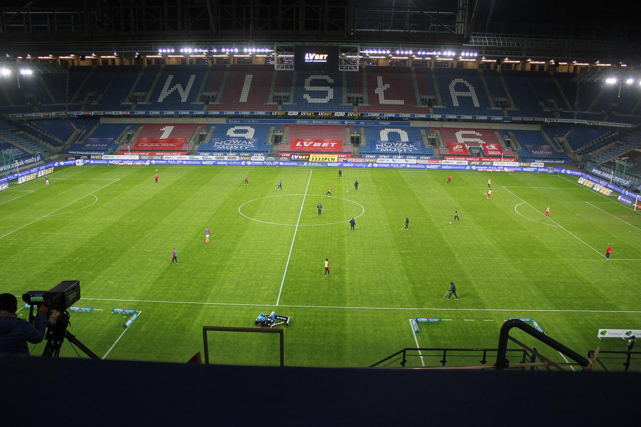 Wisła Kraków Piłkarski Świat