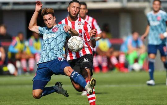 Nicolas Tagliafico Ajax Amsterdam