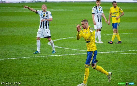 Fortuna 1 Liga Arka Gdynia - Sandecja Nowy Sącz 29