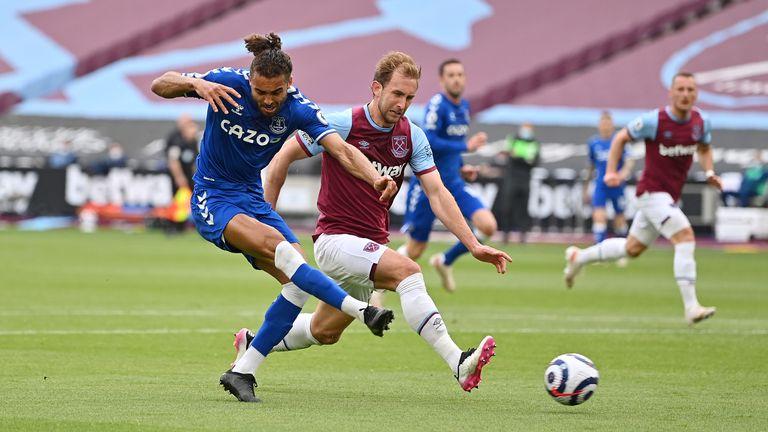 Premier League: Bezbarwny Everton pokonuje jeszcze bardziej bezbarwny West Ham - Piłkarski Świat.com