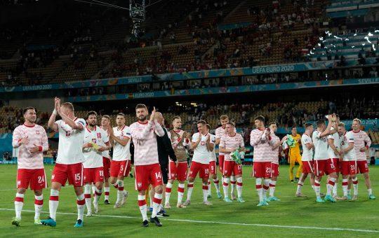 Polska po meczu z Hiszpanią