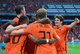 UEFA Euro 2020: Pewna wygrana i awans Holandii!