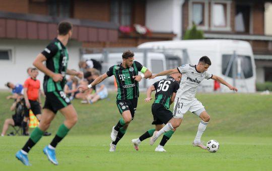 Legia Warszawa - Ferencvarosi TC