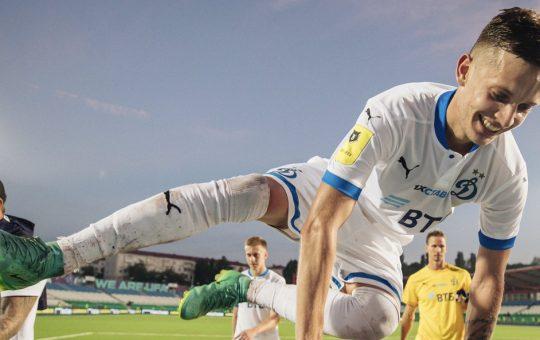 Sebastian Szymański - Dynamo Moskwa