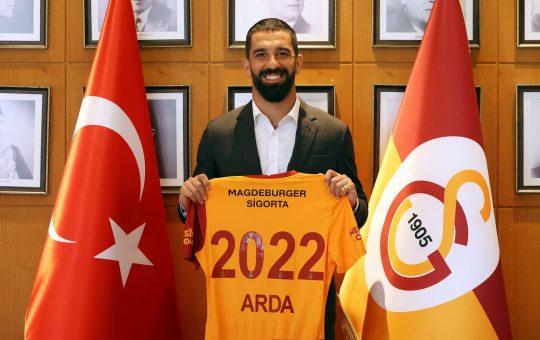 Arda Turan z nowym kontraktem w Galatasaray