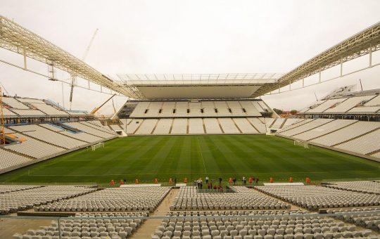 Corinthians - stadion w Sao Paulo