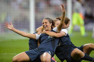 IO 2020: Amerykanki z brązowym medalem