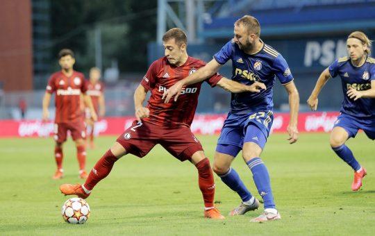 Dinamo - Legia, Josip Juranović